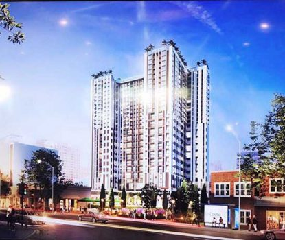 phoi canh la cosmo residences